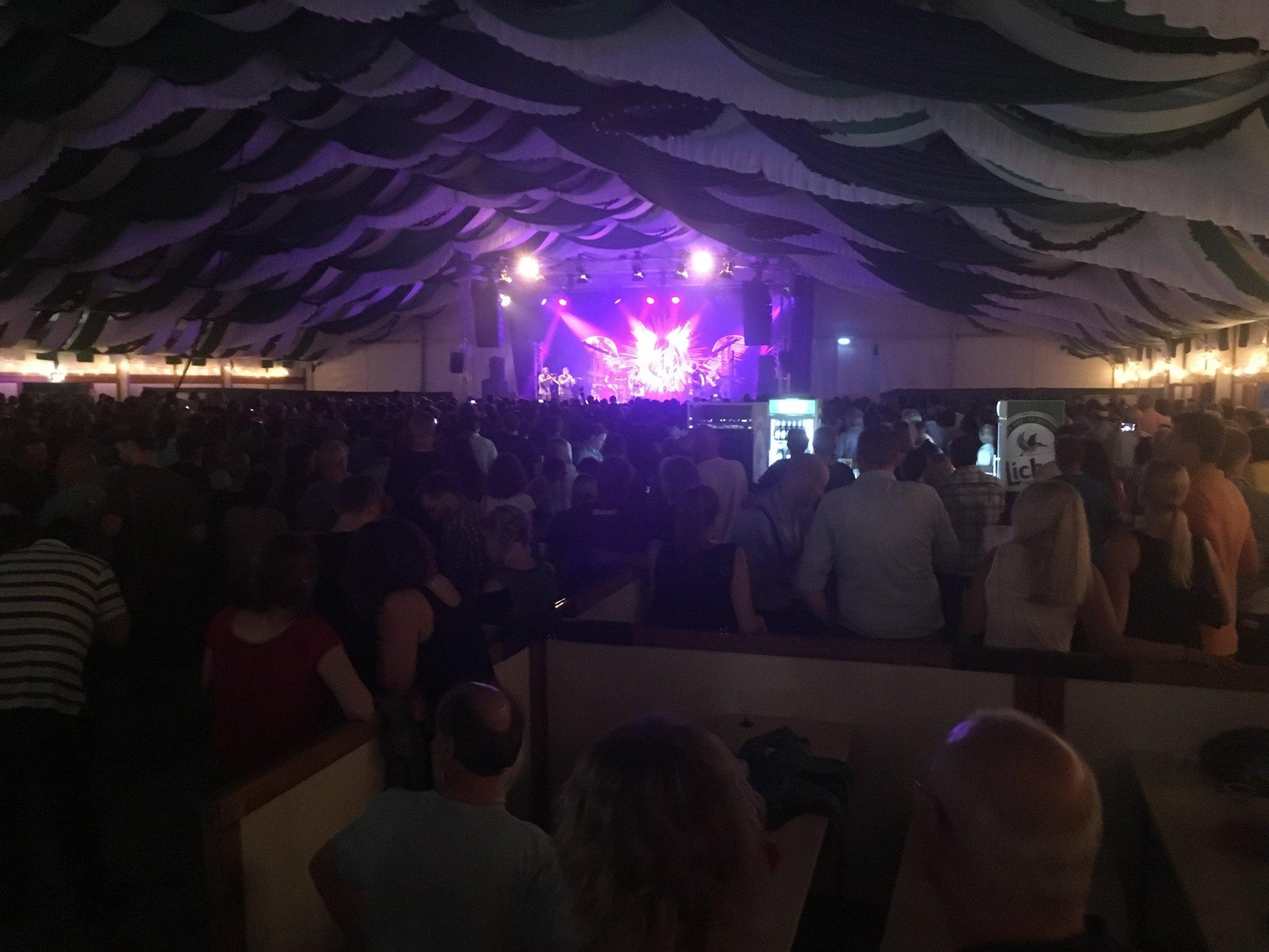 Festzelt - Ochsenfest