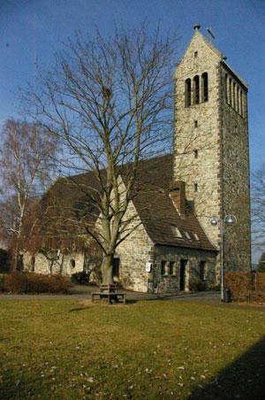 Christuskirche Watzenborn-Steinberg