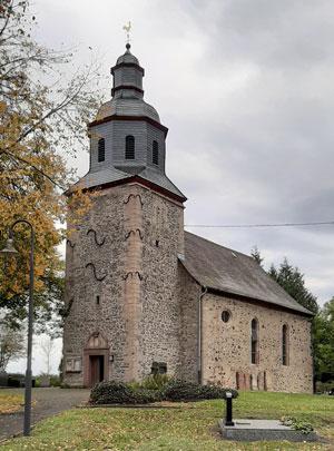 """Kirche """"Getürms"""""""