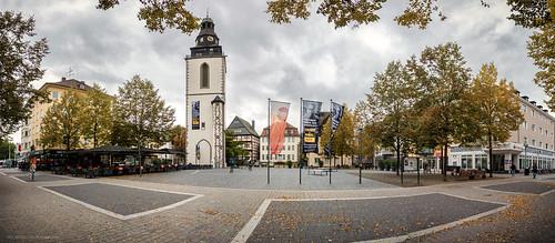 Kirchenplatz Gießen
